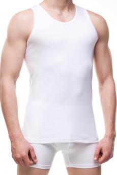Camiseta interior de hombre 213 plus white